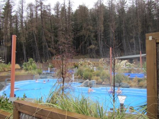 Lake Tekapo Springs