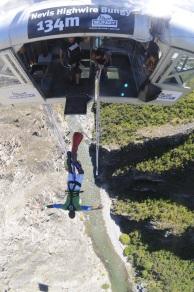 Harold's Bungy Jump