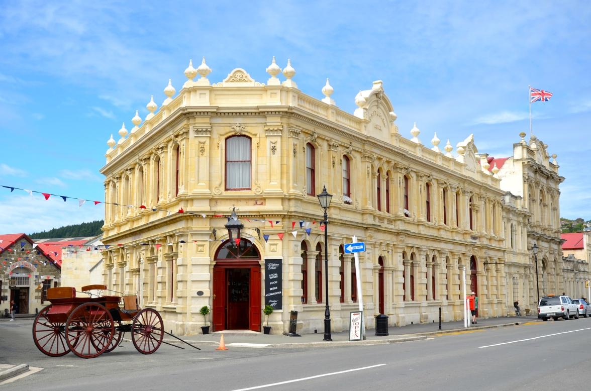 Victorian Precinct