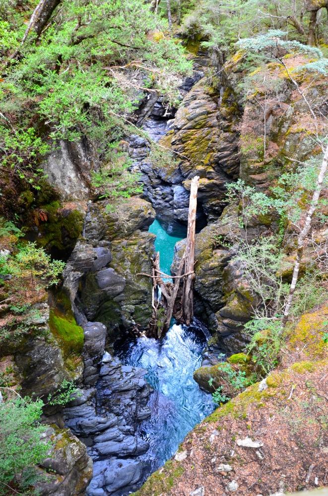 Deep Azul Gorge