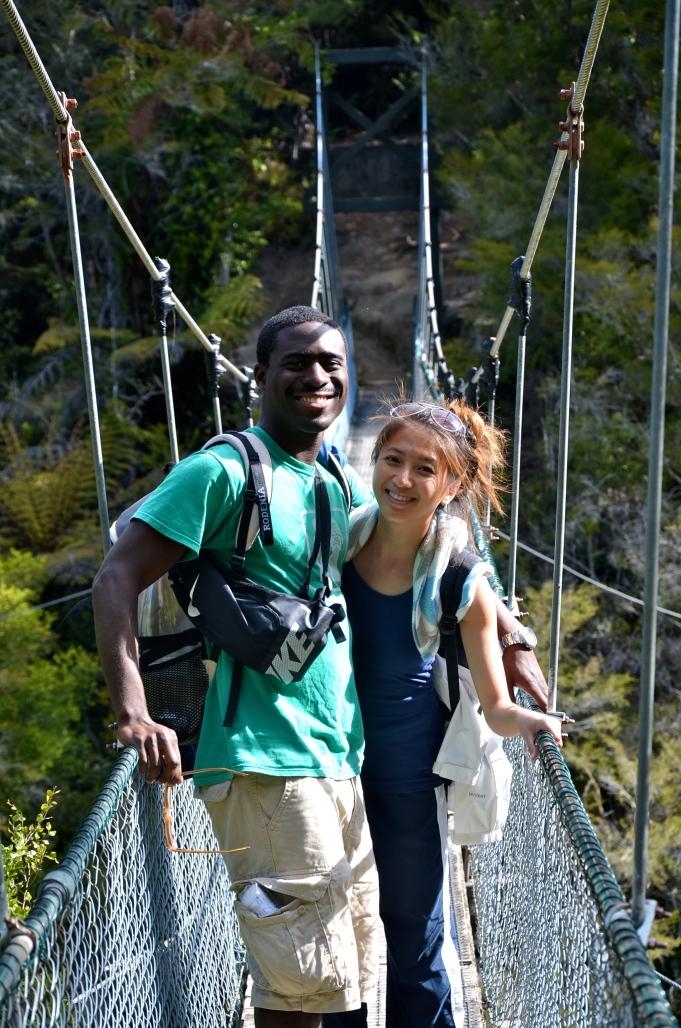 Falls River Bridge