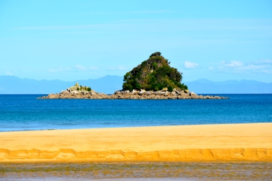 Island Near Sandfly Bay