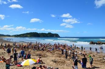 Hot Water Beach Horde