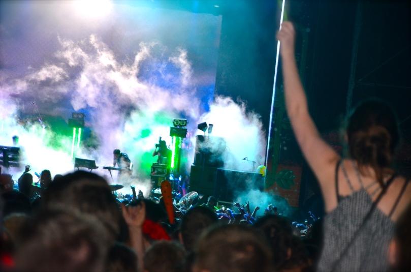 DJ on Clouds