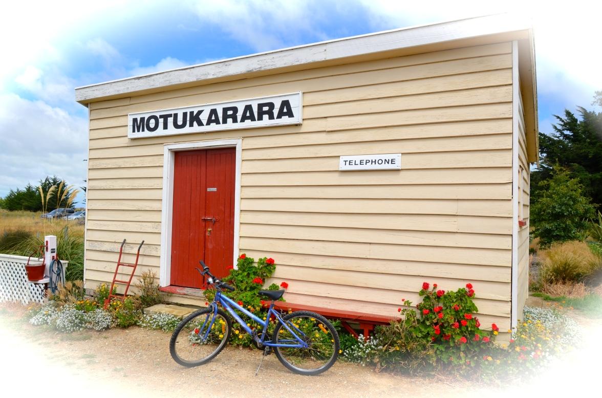 Transported to Motukarara