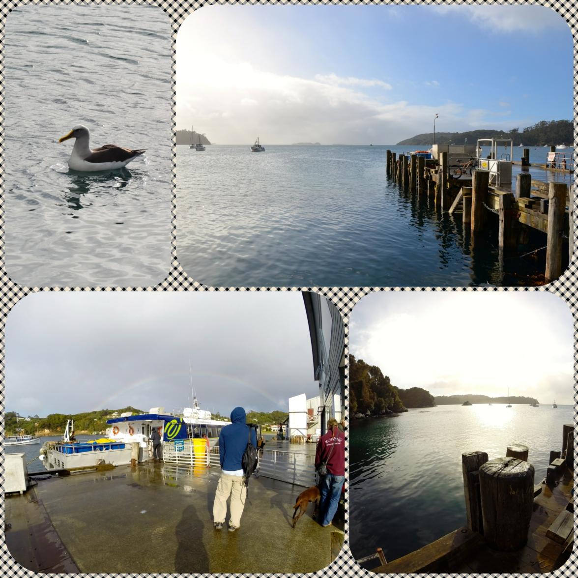 Ferry Upheaval