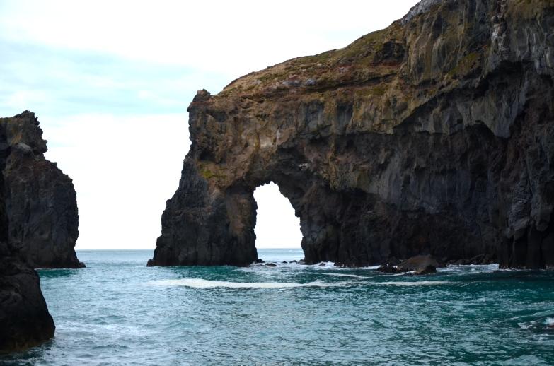 Coastal Keyhole