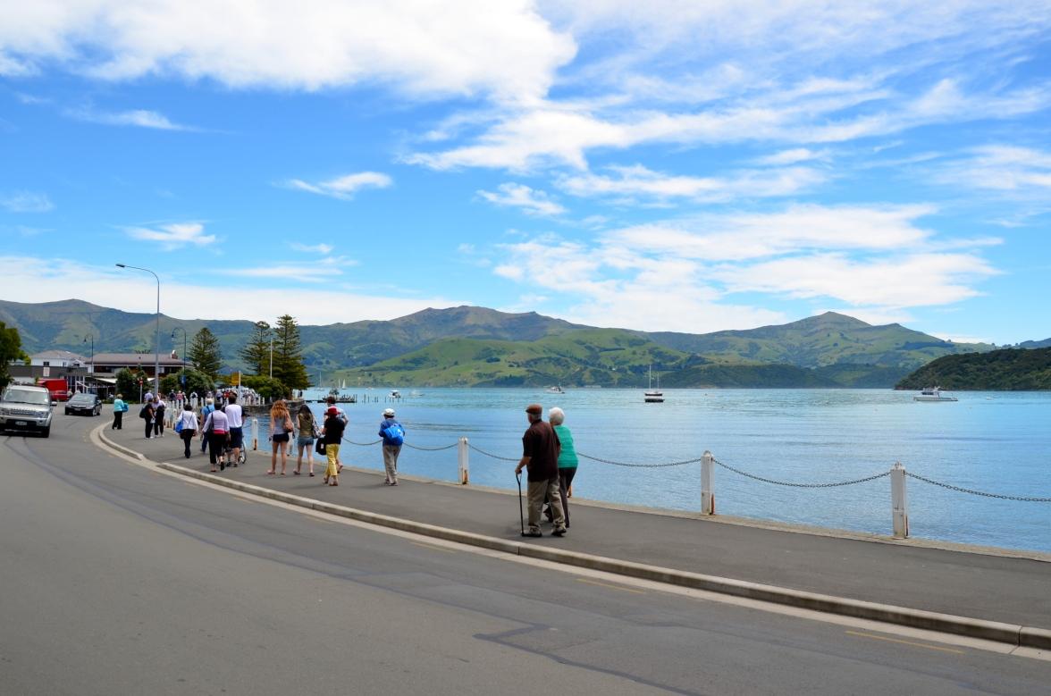 Stroll On The Esplanade