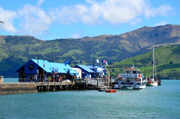 Drapeau Tricolore Harbour