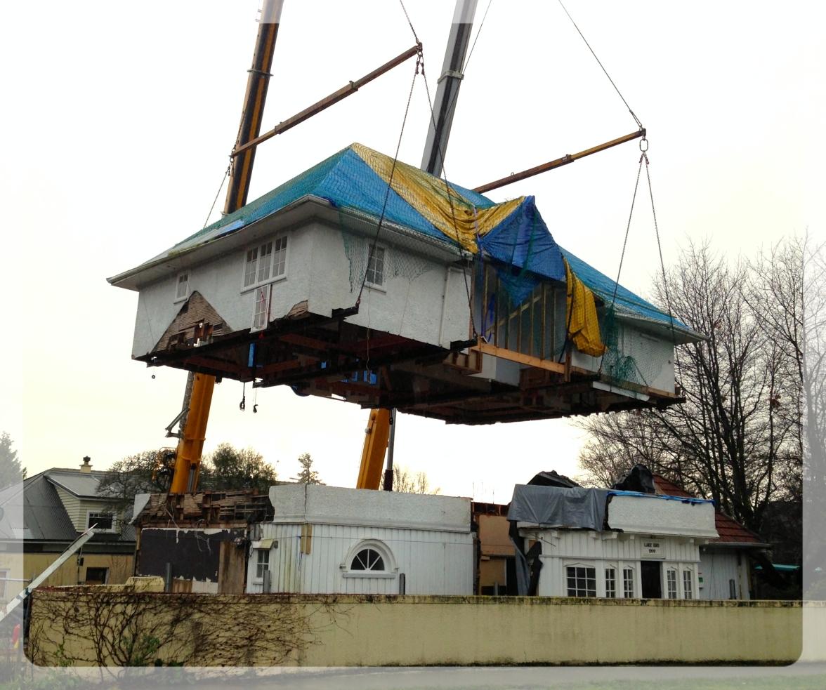 Christchurch Split House