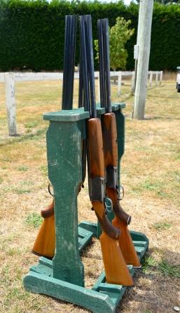 Shotguns Aplenty