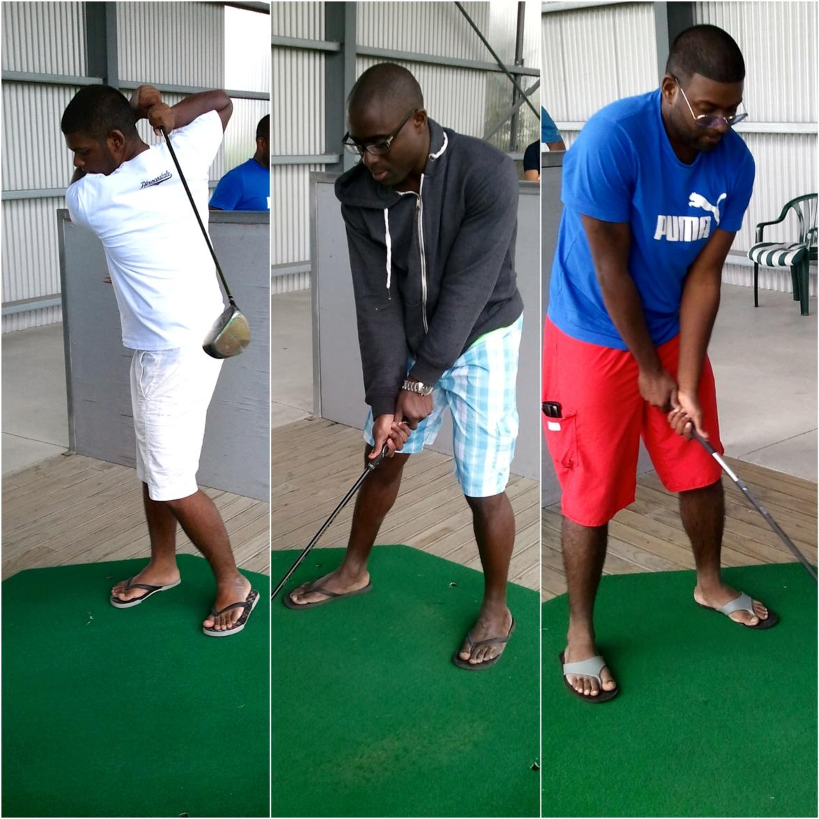 Boys' Golf Club