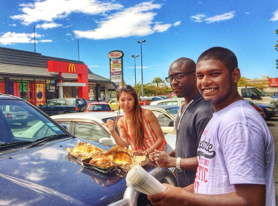 Fast Food On Wheels