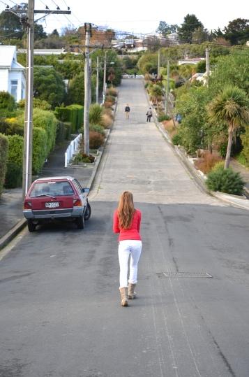 Going Up Baldwin Street