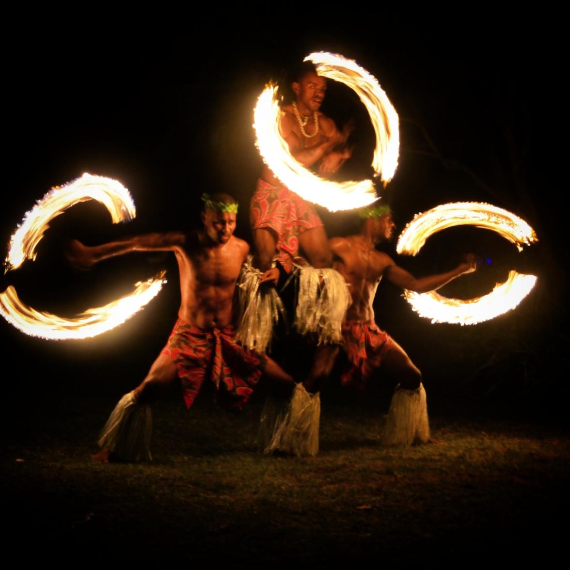 Fiji Burning