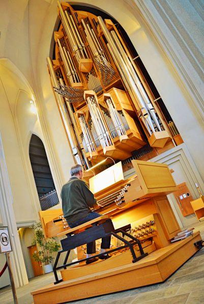 Organ Man
