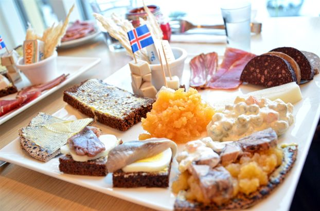Icelandic Platter